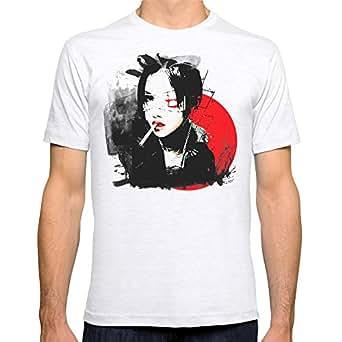Amazon.com: Society6 Men's Shiina Ringo - Japanese Singer T-Shirt 2X