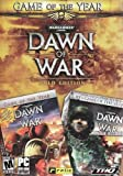 Warhammer 40,000 Dawn of War Gold (PC) Game Of The Year Edition