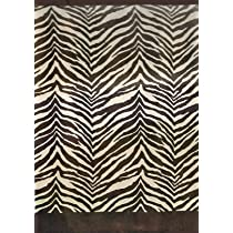 Creative Bath Products Inc. Zebra Shower Curtain