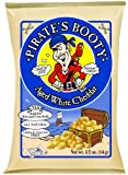 Pirate's Booty, Aged White Cheddar, 0.5-Ounce Bags (Pack of 60)