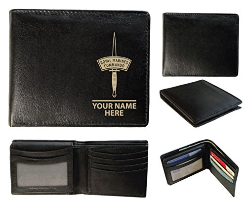 personalised-mens-leather-wallet-laser-marked-with-your-name-royal-marines-commando-design-sandringh