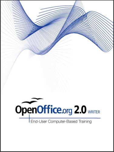 OpenOffice.org 2.0 Writer Computer Based Training CD- Learn Open Office with Over 8 Hours of Lessons on CD. Covers Almost 230 OpenOffice Software Features From Basic to Advanced Including; Mail Merge, Gallery, Exporting to PDF, Converting from MS Word, Etc. CBT Training By Experienced Open Office Instructor. For Windows, Mac, Linux, All Platforms.