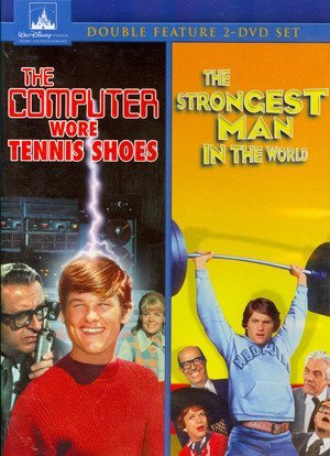 Computer Wore Tennis Shoes & Strongest Man World