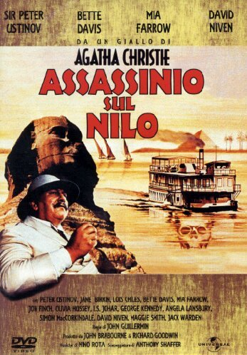 Assassinio sul Nilo [IT Import]