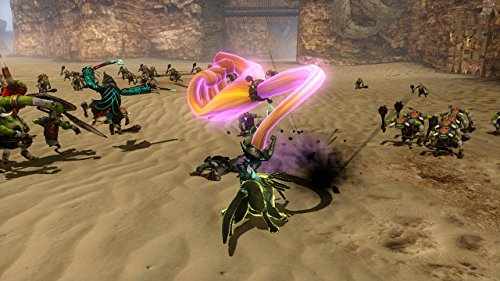 Hyrule Warriors: Legends screenshot
