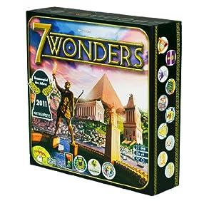 7 Wonders from Asmodee