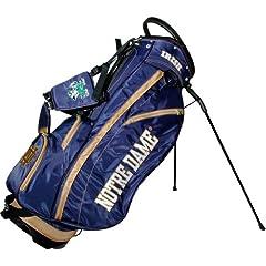 NCAA Notre Dame Fighting Irish Fairway Stand Bag by Team Golf