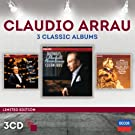 Claudio Arrau - Three Classic Albums