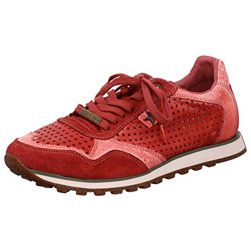 Cetti Luxsportiveshoes C848 NAPA TIN ROJO, Sneaker uomo, (Rojo), 45 EU