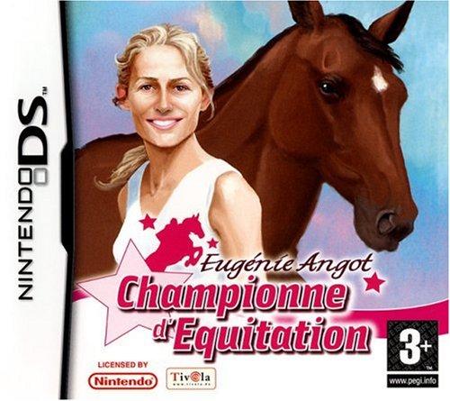 Eugénie Angot : Championne D'Equitation DS