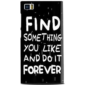 CASE U DO IT FOREVER Designer Case for Xiaomi MI3