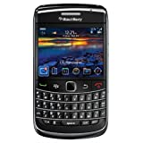 Blackberry 9700 Bold Unlocked Quad-Band 3G Smartphone with 3.2 MP Camera, GPS, Wi-Fi and Bluetooth–International Version with Warranty (Black)