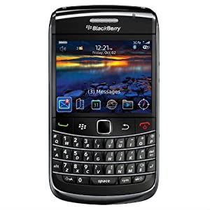Blackberry 9700 Bold Unlocked Quad-Band 3G Smartphone with 3.2 MP Camera, GPS, Wi-Fi and Bluetooth (Black)