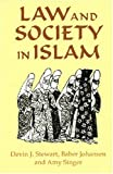 img - for Law and Society in Islam (Princeton Series on the Middle East) book / textbook / text book