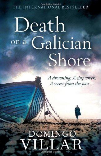Death on a Galician Shore. by Domingo Villar