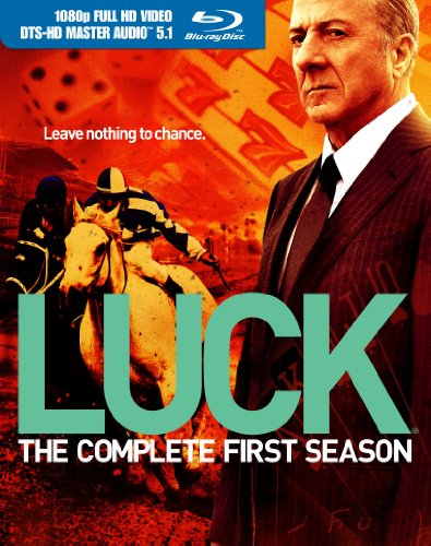 Luck: The Complete First Season [Blu-ray] starring Dustin Hoffman and Dennis Farina