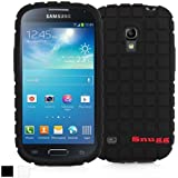 Snugg� Galaxy S4 Mini Case - Silicone Case with Lifetime Guarantee (Black) for Samsung Galaxy S4 Mini