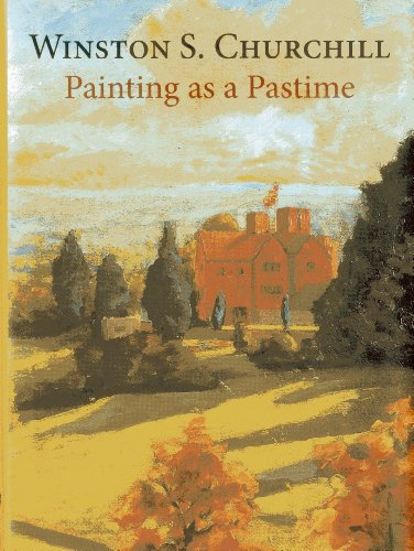 churchill essay painting as a pastime Painting as a pastime: part i and it was at the blackest moment of his life in 1915 which became the catalyst for churchill's essay painting as pastime.