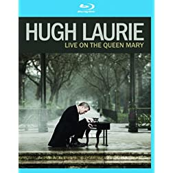 Laurie Hugh-Live on the Queen Mary [Blu-ray]