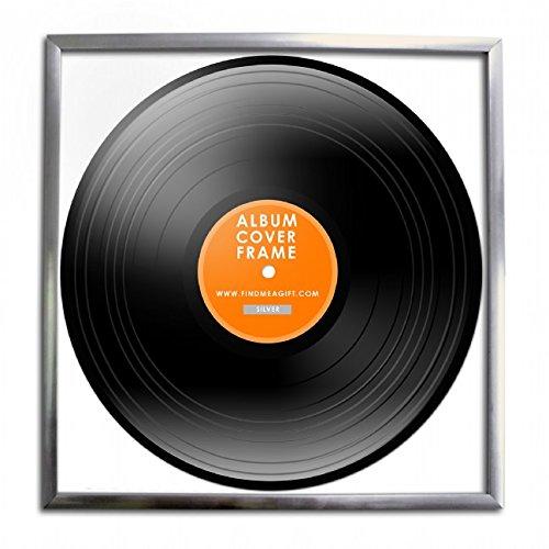 Zhe Jiang Amp Globe Co Ltd. - Cornice per disco, colore: Argento