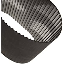 "Goodyear Engineered Products Positive Drive Trapezoidal Tooth Profile Sleeve, 0.375"" Pitch, L (Light) Profile"