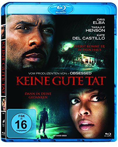 Keine gute Tat (Mastered in 4K) (inkl. Digital Ultraviolet) [Blu-ray]