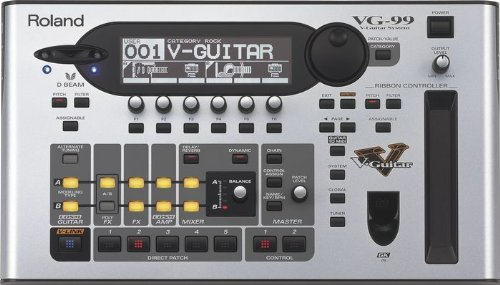Roland VG99 guitar  &  bass synthesizer