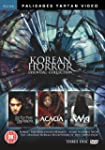 Korean Horror Triple Pack [Import ang...