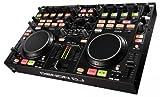 DENON MC3000 USB MIDI DJコントローラー ブラック