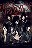 """Black Veil Brides - Music Poster (The Guys / Red Logo) (Size: 24"""" x 36"""")"""