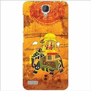 Redmi Note Prime Back Cover - Drawing Designer Cases