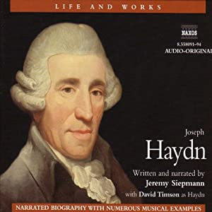Joseph Haydn: His Life and Works | [Jeremy Siepmann]