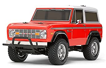 Tamiya 1973 Ford Bronco CC01 Toy