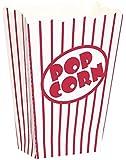 """Popcorn petite boîtes 5 « X3.75 » X 2 """"8/Pkg Unique Industries 59023"""
