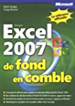 Excel 2007 : De fond en comble