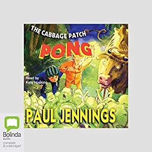 The Cabbage Patch Pong Audiobook