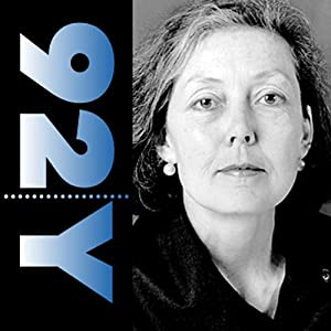 Anne Carson at the 92nd Street Y Poetry Center | [Anne Carson]