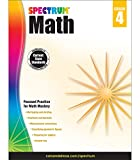 Carson Dellosa CD-704564 Spectrum Matem-ticas Gr 4