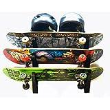 """Store Your Board"" Skateboard Storage Rack"