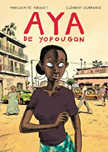 "Cover of ""Aya"""