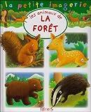 echange, troc Hélène Grimault, Emilie Beaumont, Christophe Hublet - Les animaux de la forêt