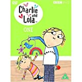 Charlie And Lola Vol.1 [DVD]