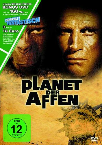 Planet der Affen (+ Bonus DVD TV-Serien)