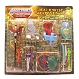 Great Unrest Masters of the Universe Classics Weapons Pak