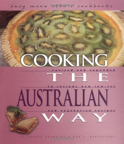 Cooking the Australian Way (Easy Menu Ethnic Cookbooks)