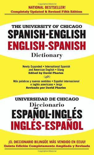 The University of Chicago Spanish-English Dictionary,...