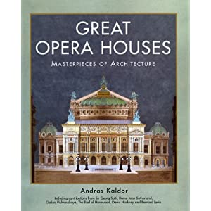 Great Opera Houses (Masterpieces of Architecture)