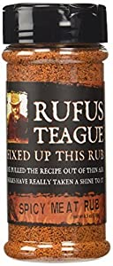Rufus Teague Spicy Meat Rub by Rufus Teague