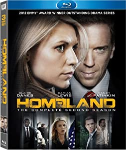 Homeland: The Complete Second Season [Blu-ray] from 20th Century Fox
