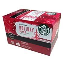 Starbucks Holiday Blend Keurig K-cups (Pack of 1 - 10 Count)